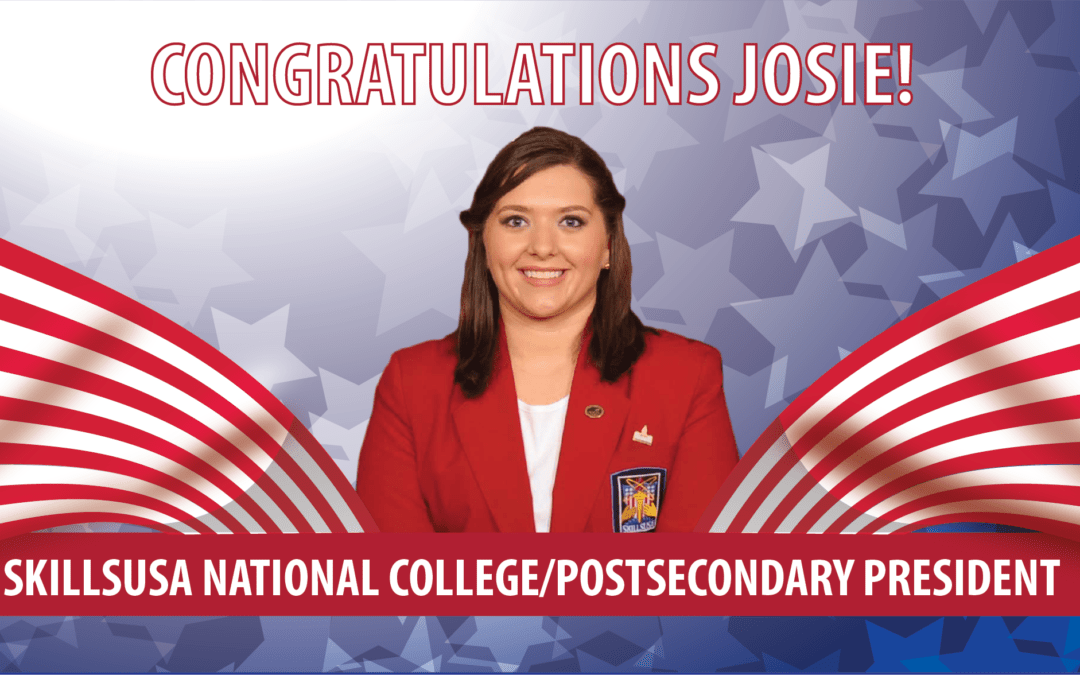 Josie Wolfe Elected to National Office!